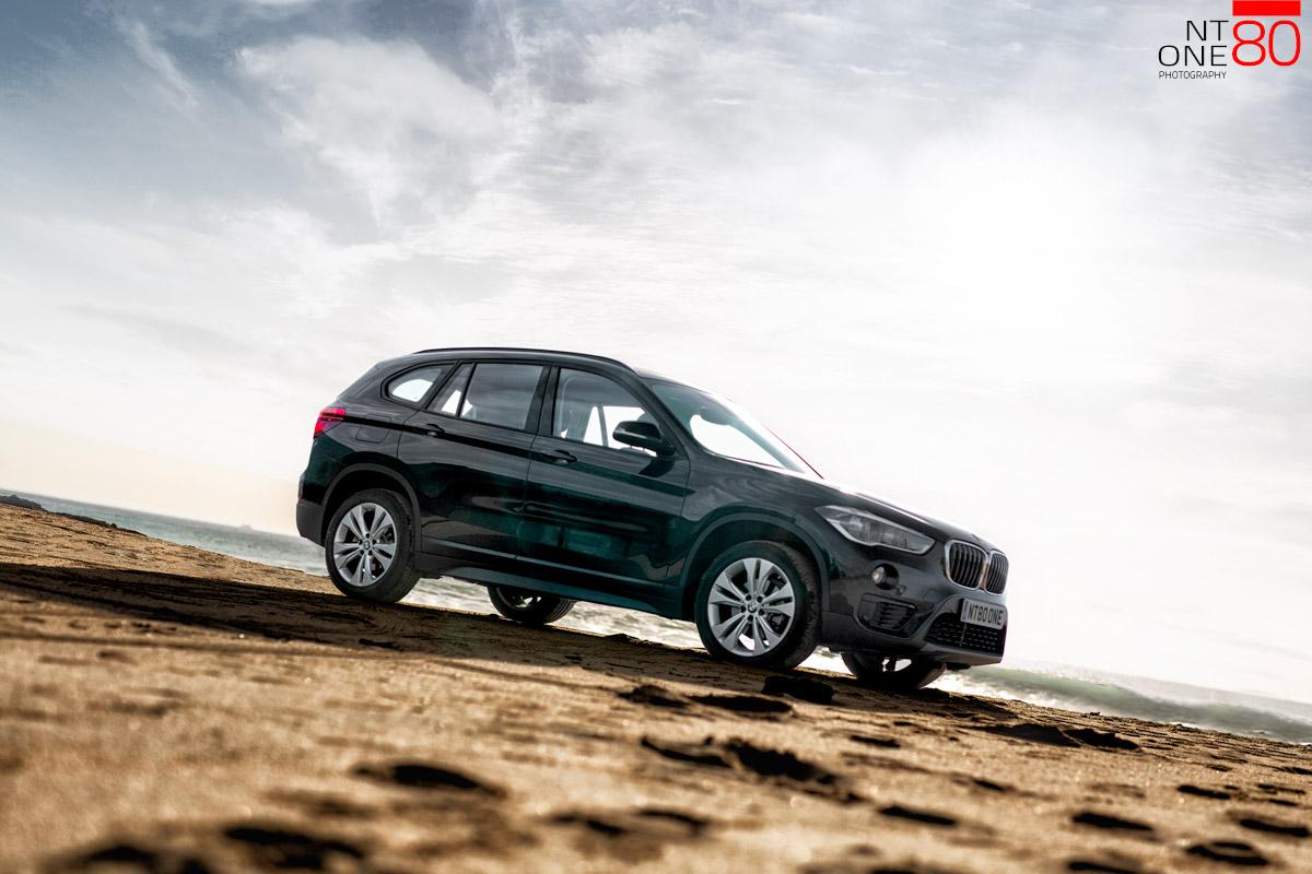 Car photography, BMW