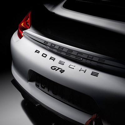 Porsche GT4 Poster Picture