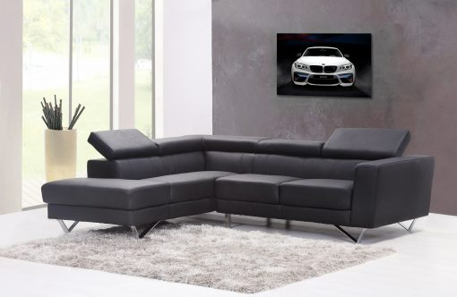 BMW Car Art Wall Print