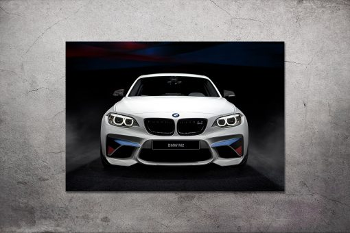 BMW Wall Art M2
