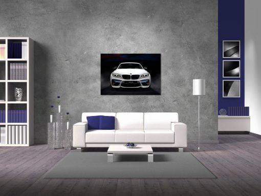 Wall Prints BMW Poster