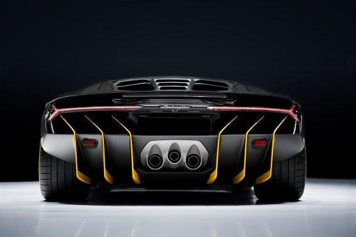 Lamborghini Centenario Car Poster