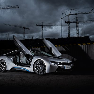 BMW i8 Photo Art Pictures