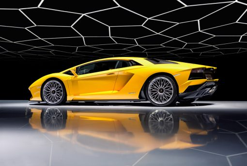 Lamborghini Car Wall Art