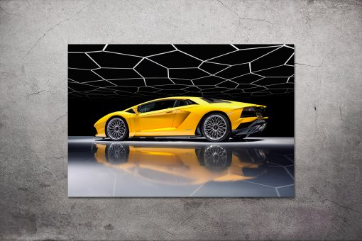 Lamborghini Poster Print