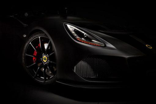 Lotus Cars Automotive Art