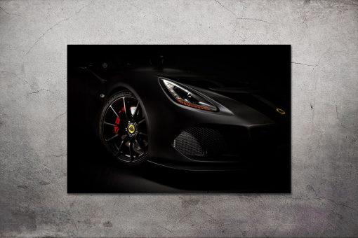 Lotus Cars Wall Art