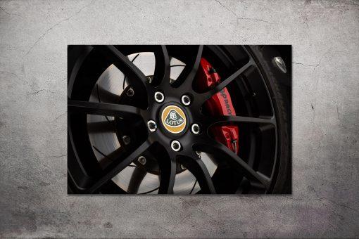 Lotus 3-Eleven Details Poster