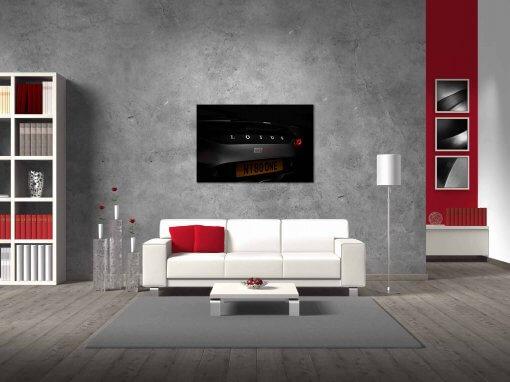 Lotus 3-Eleven Fine Art Poster