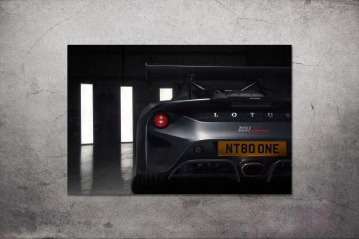 Lotus Car Print Wall