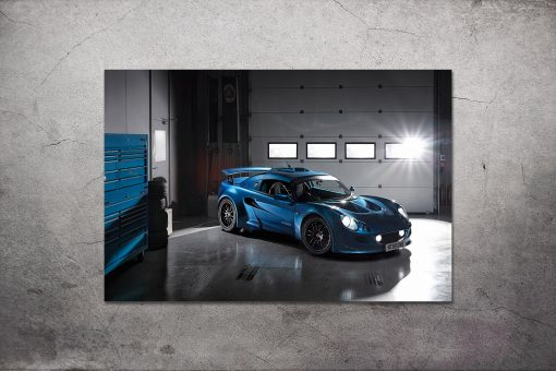 Lotus Exige Wall Print Poster