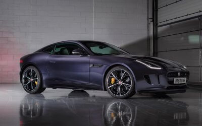 Thrill and Excitement. Jaguar F-Type R