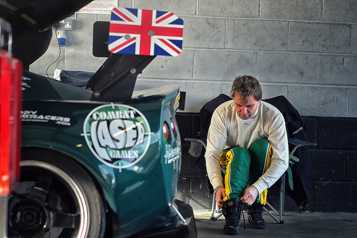 motorsport race preperation