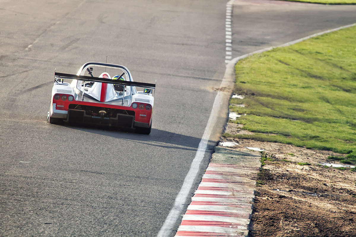 motorsport radical snetterton