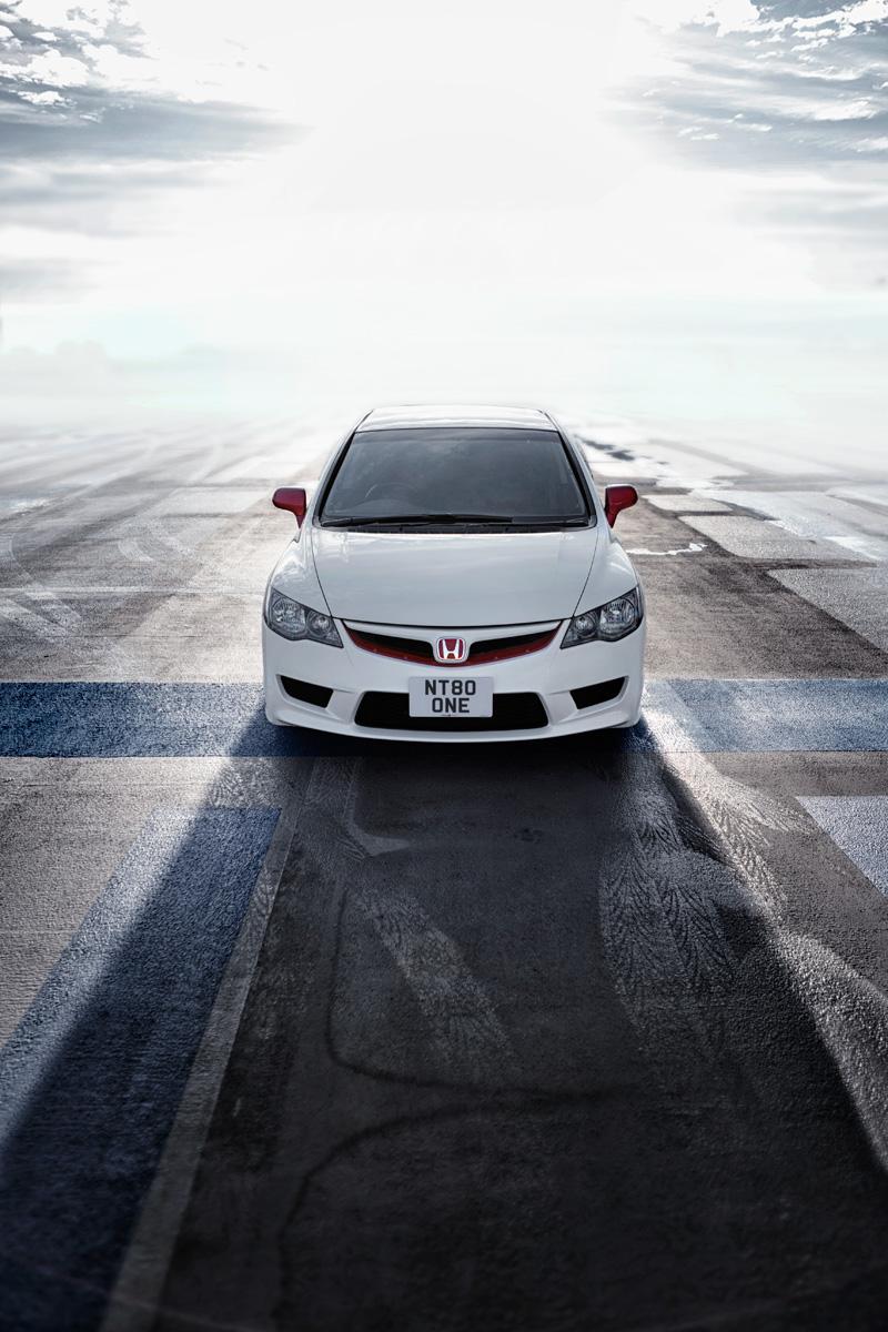 automotive cars photography civic typer