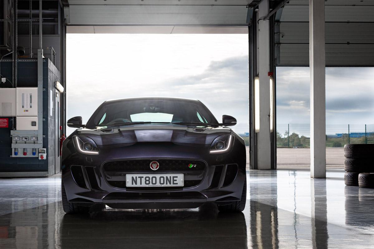 Transportation Jaguar F-type R