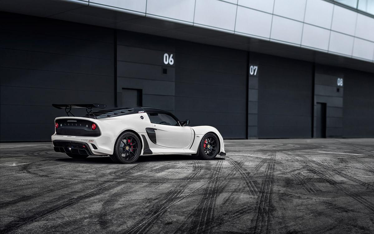Lotus Exige S Silverstone