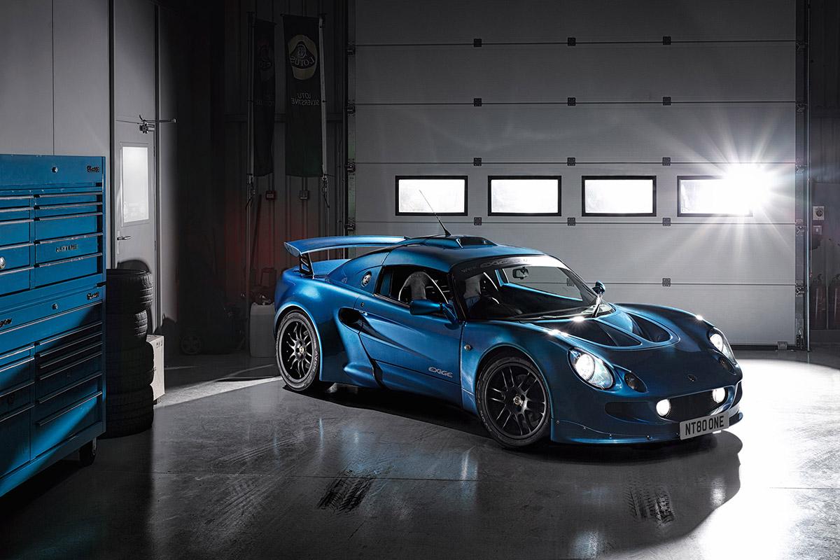 Lotus exige s1 classic car