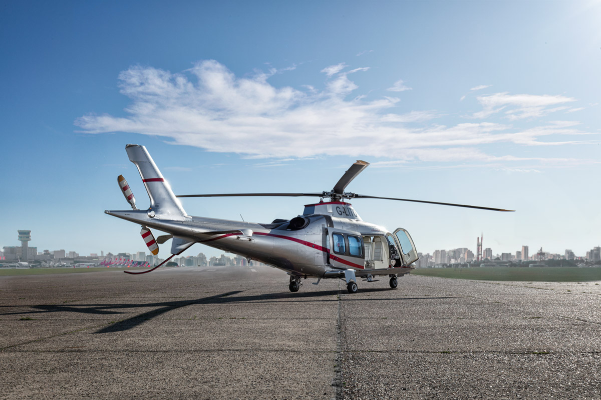 transportation photography commercial helicopter