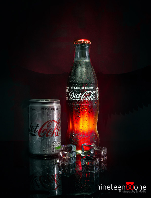 product photography coca-cola