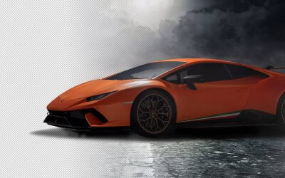 The Making Of Series. Lamborghini Huracan Performante