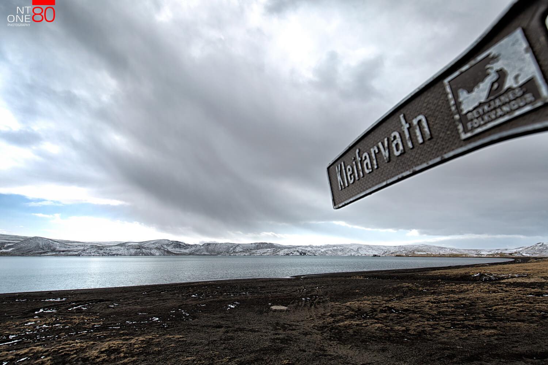 Reykjanesfolkvangur Kleifarvatn