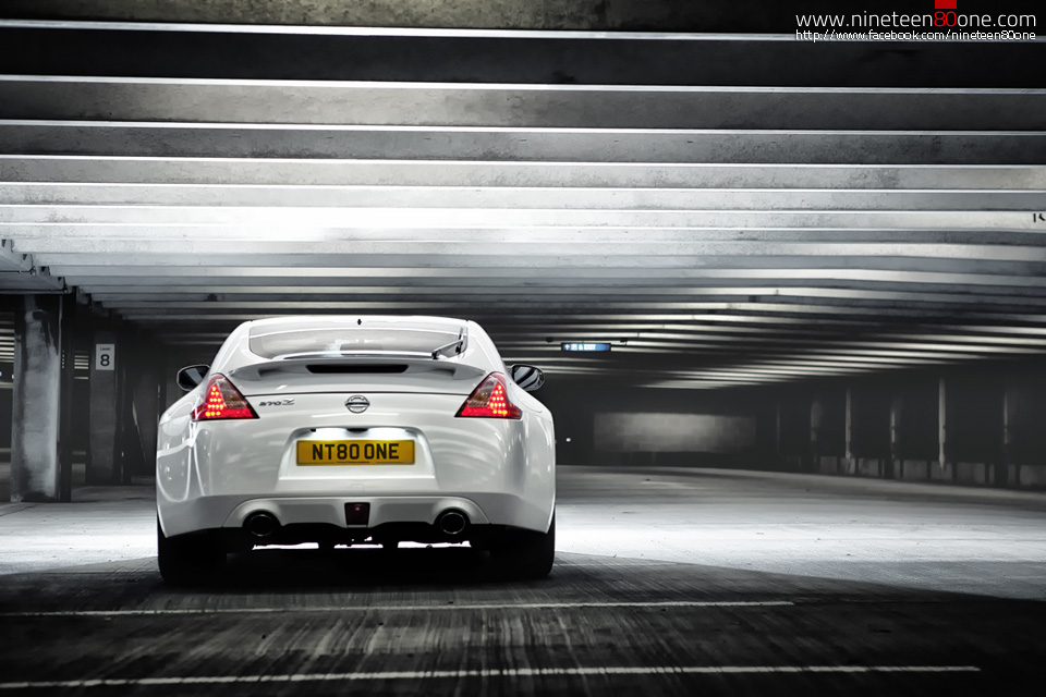 automotive photography nissan