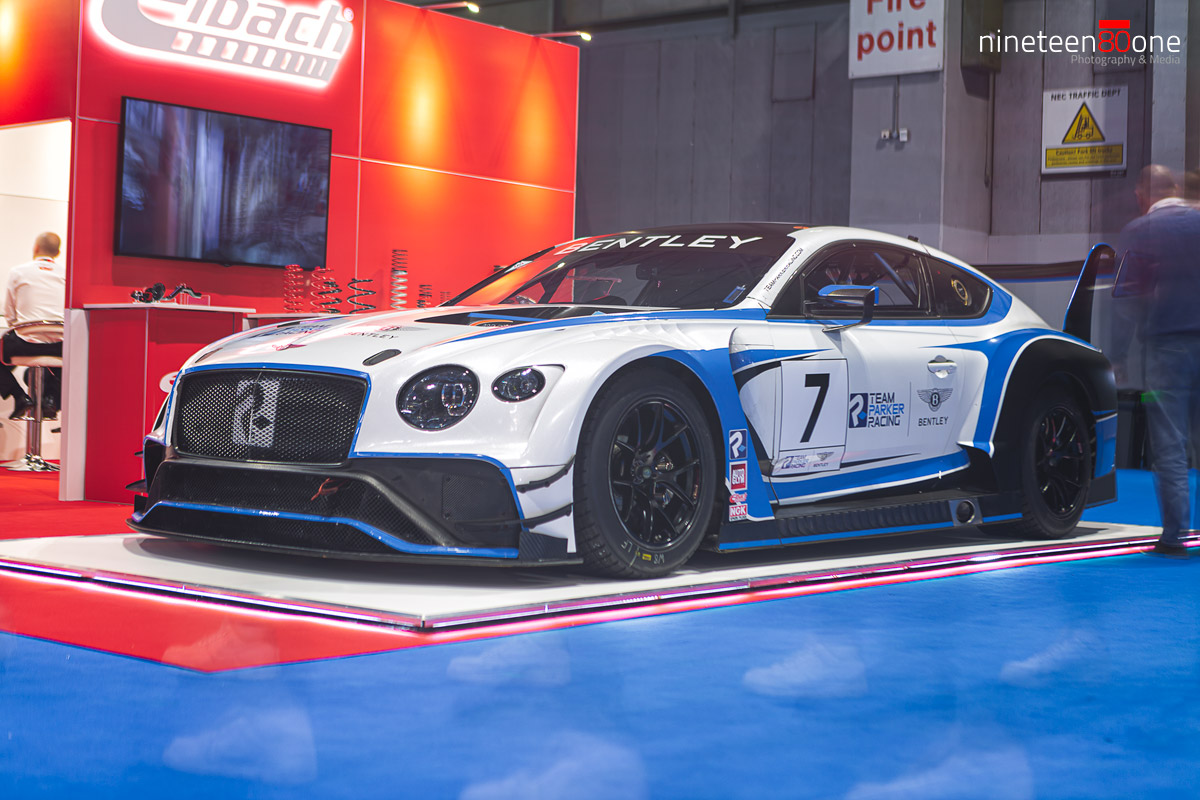 autosport bentley racing
