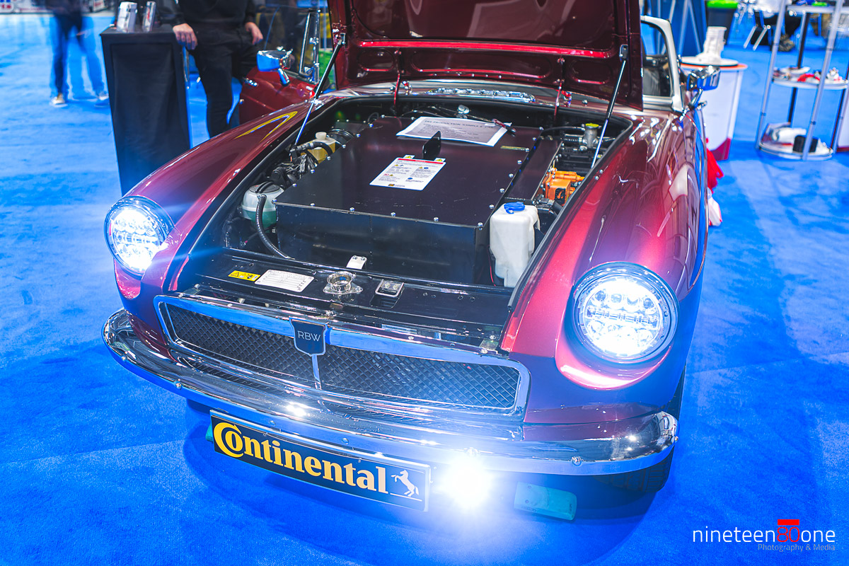 autosport electric classic cars