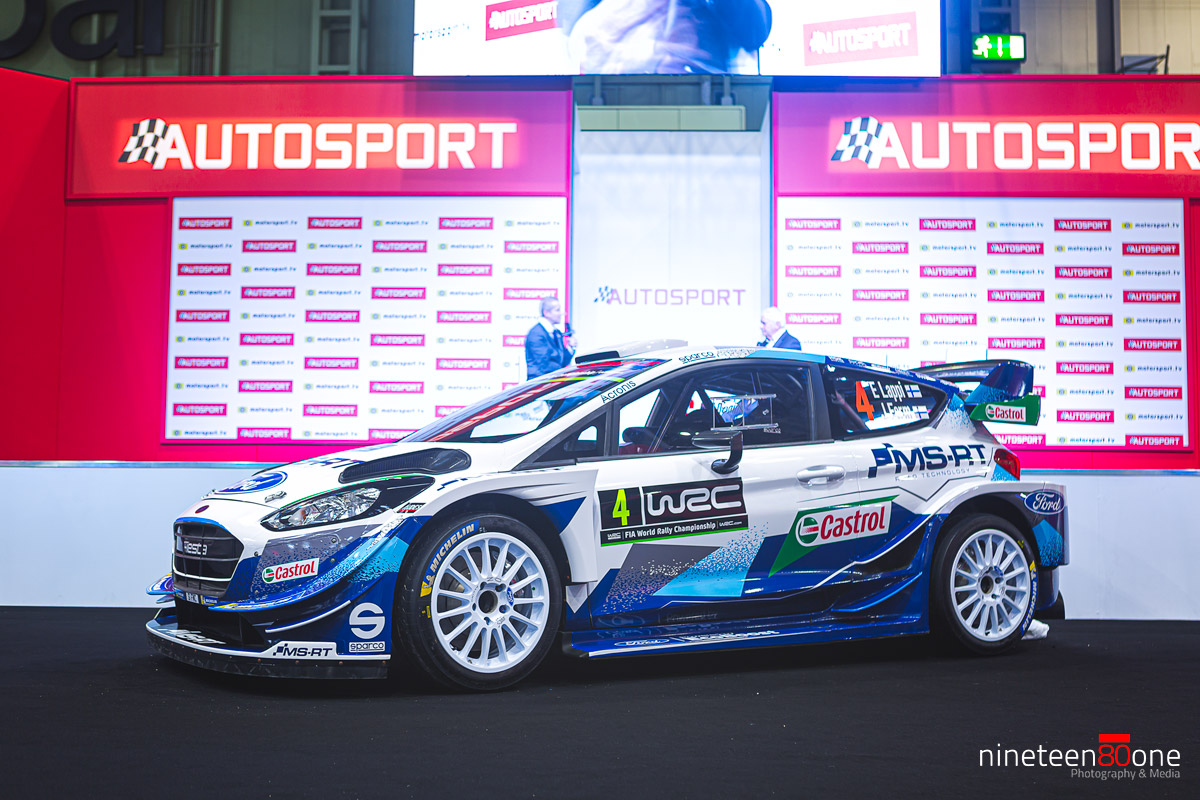 autosport rally fiesta