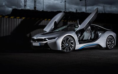 The future is now. BMW i8