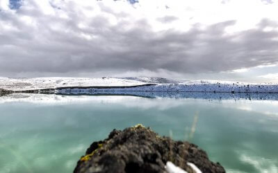 The land of beauty. Iceland