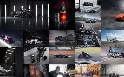 The best of 2019. Automotive & Aviation Photography. Year Summary.