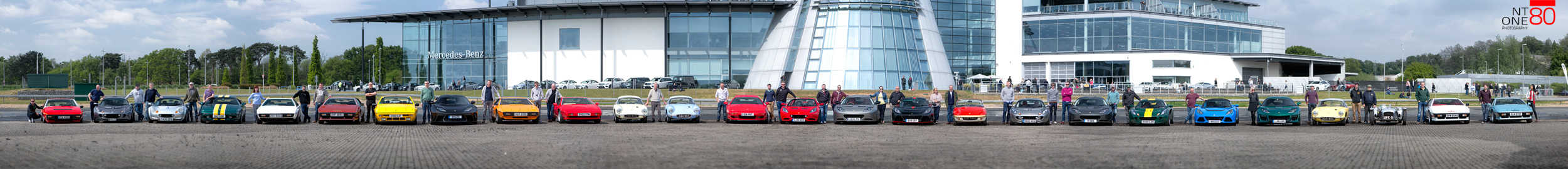 Lotus Day group shot