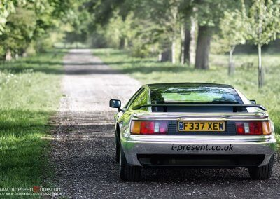 lotus esprit shinniest ever
