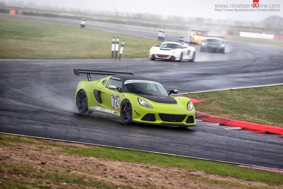 lotus motorsport race day