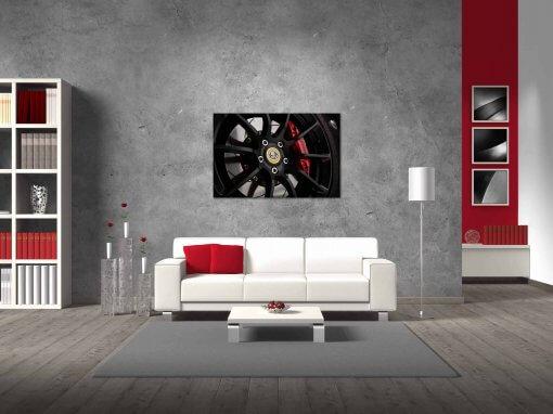 Lotus Wheel Picture Art