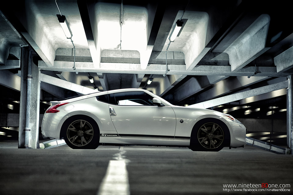 nissan 370z gt edition car