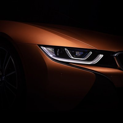 supercars poster bmw i8