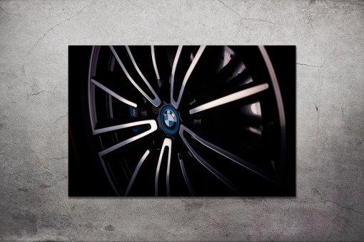 bmw wheels car art