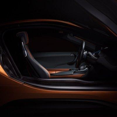bmw i8 car interior