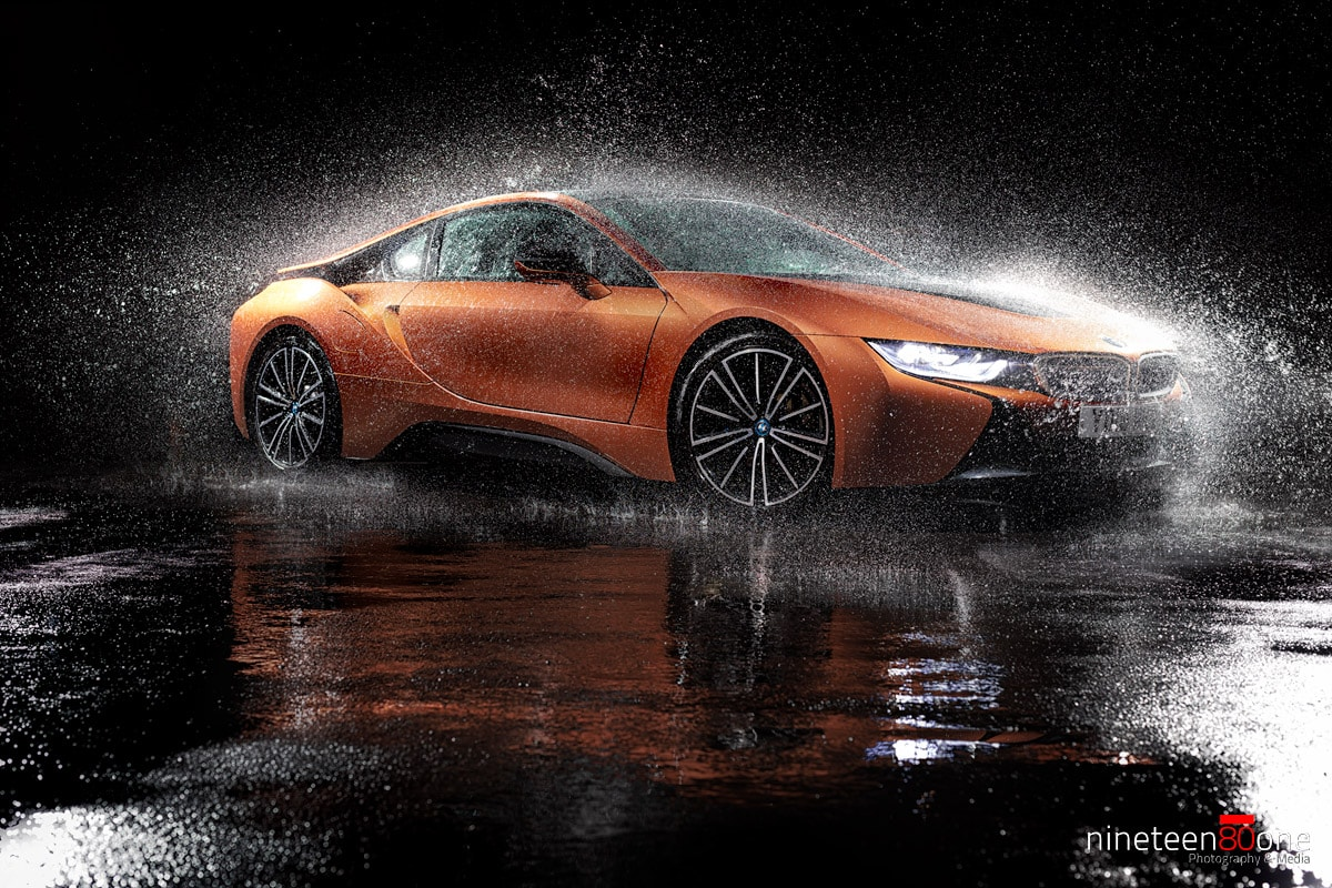 splash automotive photography cars