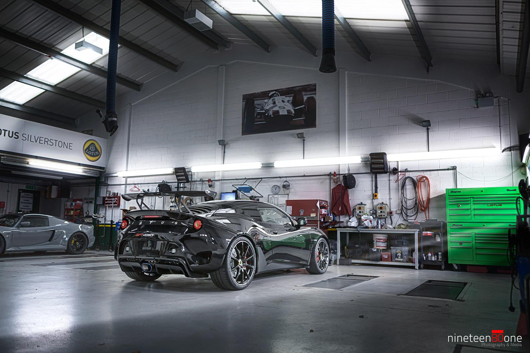 lotus evora gt430 special edition