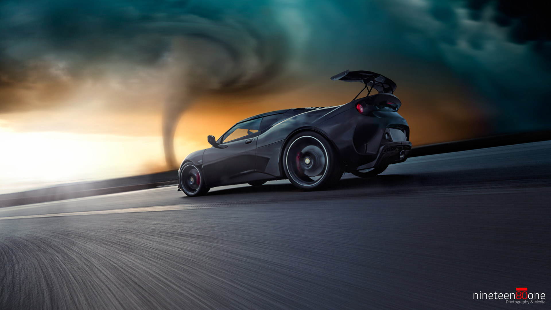 Lotus Evora GT430 desktop wallpaper