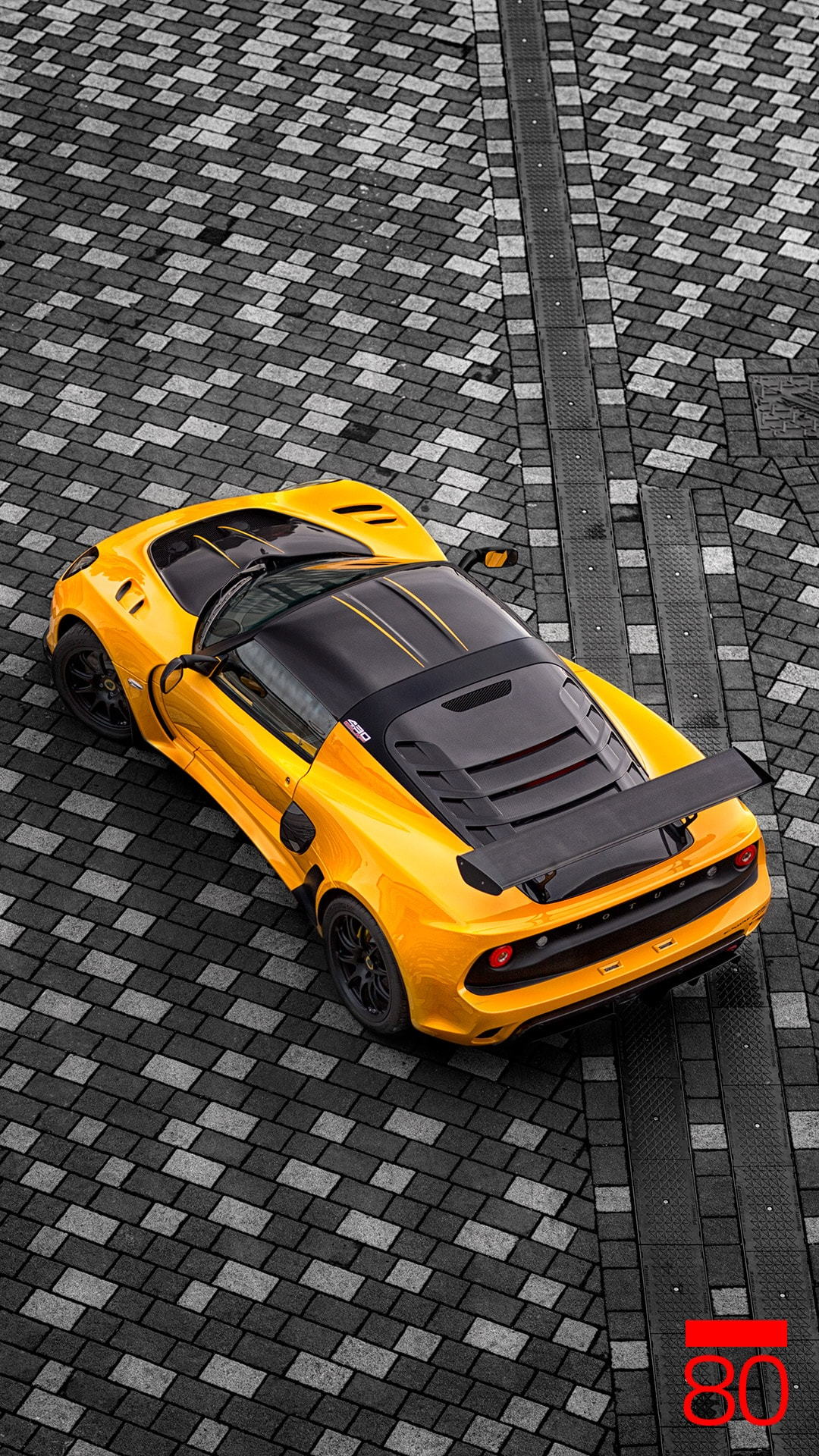 Lotus Exige Cup430 mobile wallpaper