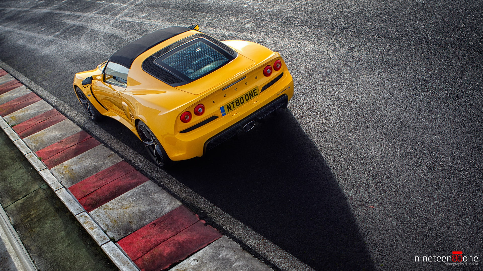 Lotus Exige Roadster desktop wallpaper
