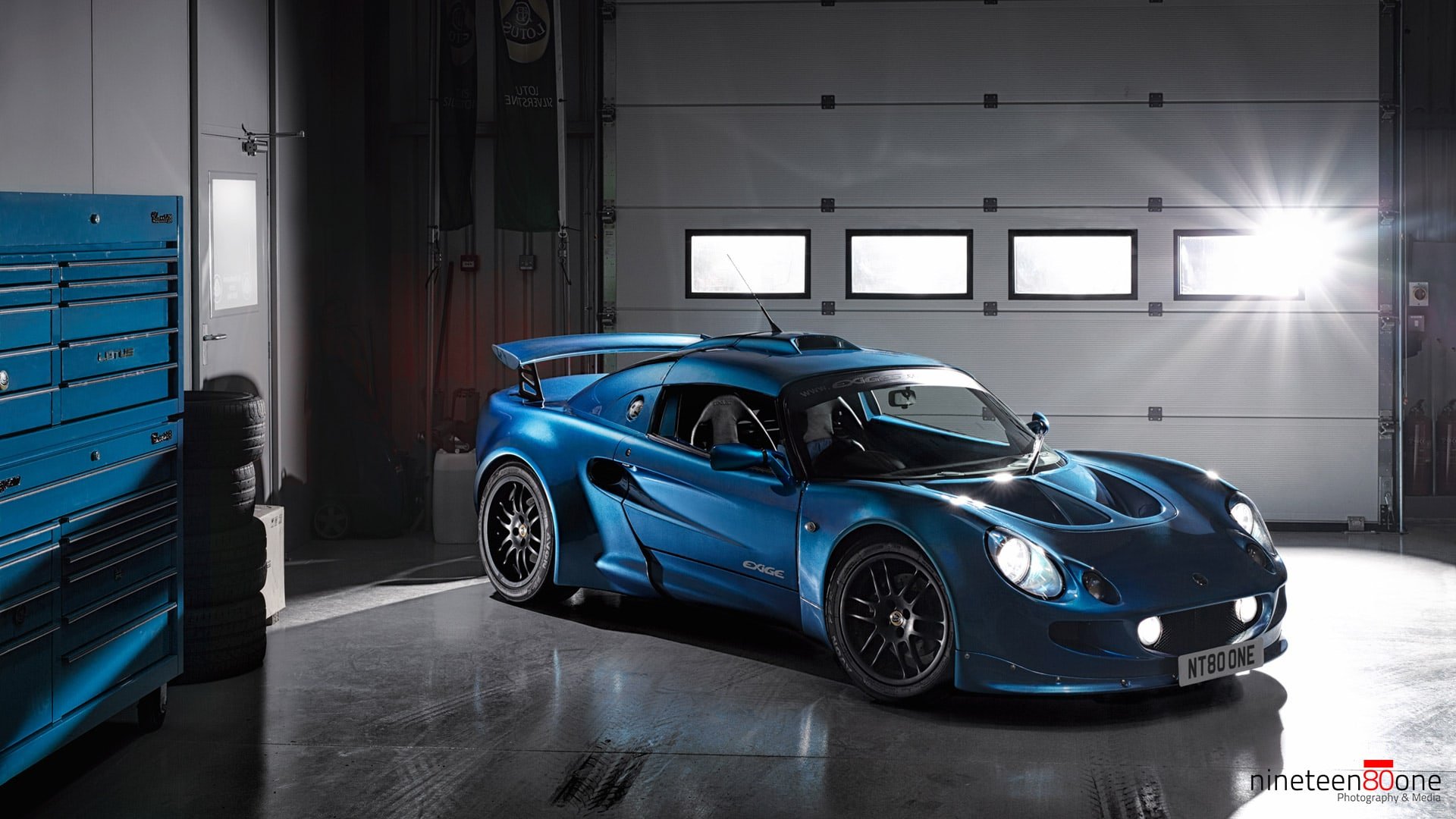 Lotus Exige S1 desktop wallpaper