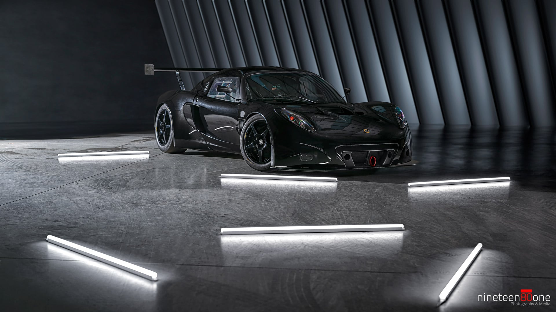 Lotus Exige GT3 Race Car wallpaper