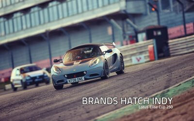 Track Laps – Lotus Elise Cup 250 -Brands Hatch Indy