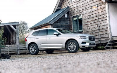 The perfect family road trip car. Volvo XC60